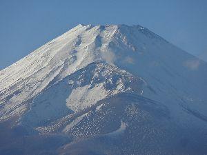 いろいろ写真館~♪♪ 皆さん~こんにちは♪  毎日、寒いですね(^^)ブルブル  夕方16時に写した、富士山です!