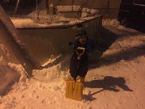 札幌で二胡仲間募集です! こんばんは。 札幌も降りましたねー。 でもここ2日程は雪は降らずに気温だけ氷点下なので、道路はツルツ