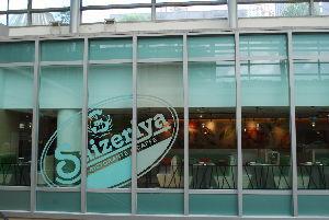 7581 - (株)サイゼリヤ これが香港のサイゼリヤ