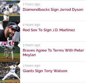 イチローを応援しよ! 【 これからだ♪ 】  昨日の 《 エンゼルス、ベテラン・ヤングと16年本塁打王・カーターを獲得 》