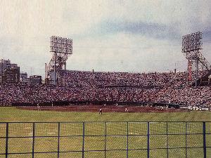 九州の近鉄ファン大集合 80年代前半の本拠地