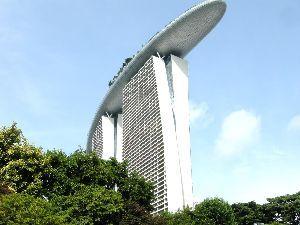 年金生活も楽しい シンガポールで・・         ニコン P5100撮影
