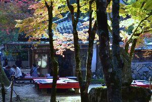 年金生活も楽しい すっかり秋ですね~^^ 佛通寺の紅葉も見頃をむかえました。。。