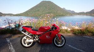 Ducati乗りの交流の広場にした~い メッシュでは寒いー!