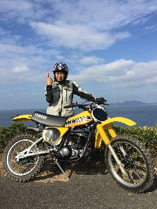 福岡県リターンライダー仲間 元旦は中間と公園貸切の楽しい初バイクでした、天気は良かったしバイクの調子も良く最高でした。