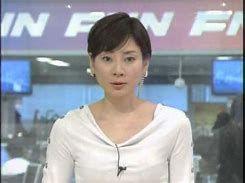 女性アナウンサー 「プライムニュース」の島田彩夏アナ