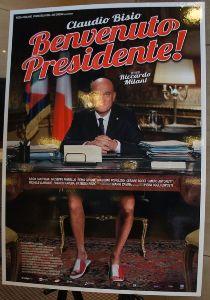 ベネチア 感動の町 ブログ、チェルト君のパパに、「イタリア映画祭 2014年『ようこそ、大統領!』をみて」をアップしまし