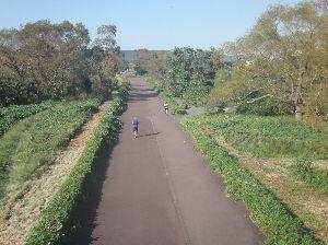 大井川マラソン初挑戦 蓬莱橋から見た上流側です。 豊橋ハーフにエントリーしました。 疑問に感じたのでランネットで調べたとこ