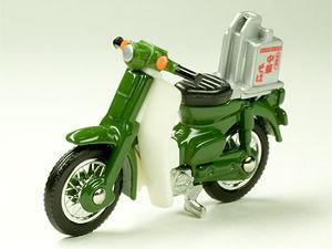 6740 - (株)ジャパンディスプレイ カムリからスーパーカブへ(^^)
