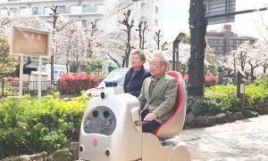 ZMPとZMP関連銘柄を語る 【自動運転ロボットでお花見イベント ZMP、東京・中央で】 2021年3月5日 17:17 日経新聞