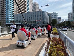 ZMPとZMP関連銘柄を語る ⬆シェアリングサービス 【メディア掲載情報】NHK「週刊まるわかりニュース」でZMPのロボットが紹介