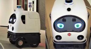 ZMPとZMP関連銘柄を語る 【ZMPの無人警備ロボット「パトロ」が日本オーチスのエレベーターと連携 ビル内のフロアを自動運転で自