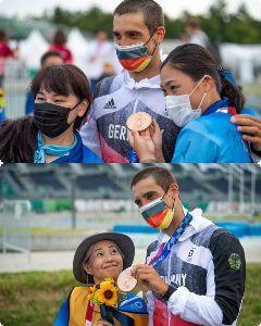 ZMPとZMP関連銘柄を語る ⬆パヨさん、ボランティアにも怒号 【五輪選手に広がるボランティアへの感謝 花束渡した独選手は「日本人