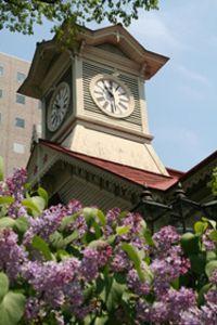 ★  五行歌  ★ 夜   札幌の今日の気温  27.8度  北国の初夏告げる花  さっぽろライラック祭り始まる  新緑