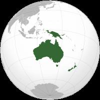 2文字しりとり [オセアニア]  大洋州。オーストラリアなど14の国がある。  つぎは「にあ」