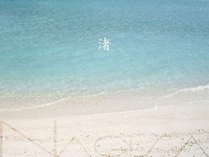 2文字しりとり [渚]  砂浜から波打ち際までの広い場所   つぎは「ぎさ、きさ」