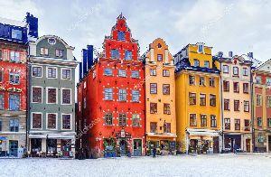 2文字しりとり 『スウェーデン』   北ヨーロッパのスカンジナビア半島の一角に位置する都市です。  国民は、本音と建