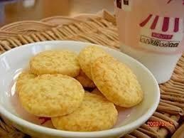 9822 - (株)クロニクル 一昨日、初めて米粉クッキーを焼いた。。  そうまさにこんなんでした。 作るのって楽しいね