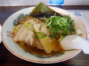 麺はナンデモ♪^^麺ぢゃなくてもOK♪ 「畑やんラーメン」  播州ラーメン認定店の一つ。 西脇市ではなく多可町にあります。店の前は1級河川加