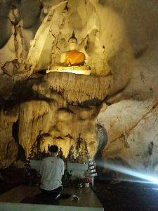 9984 - ソフトバンクグループ(株) ソフトバンク、ホルダー諸君のために祈りをささげてきた 今日は霊験あらたかな北タイのMuang-On-