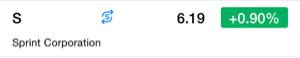 9984 - ソフトバンクグループ(株) スプリントの公聴会、2日目はキャンセルとなりました。開催日は現状未定…!?  しかし、