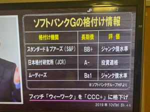 9984 - ソフトバンクグループ(株) ペテン師ジャンク債❗️