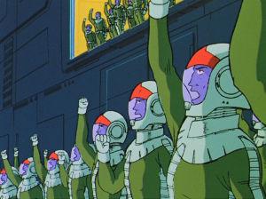 1377 - (株)サカタのタネ 大丈夫だ  慌てるな  すぐに火柱が上がる ジークジオン ジークジオン