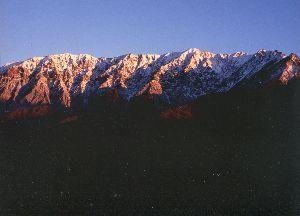 ☆☆岡山の山、大好き☆☆ 絵の山はどこでしょう。 いろいろ誰でも問題がありますね。  写真はむかしの大山