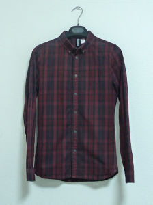 RUDO & LOADED ■H&Mのネルシャツ  柔らかい肌触り。生地もH&Mとして珍しく(笑)品質の高い一品