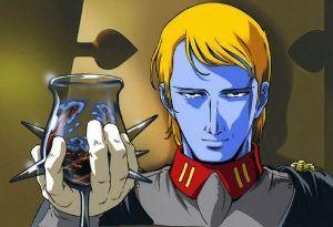 アニメのキャラクター名でしりとり デスラー総統  宇宙戦艦ヤマト