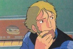 アニメのキャラクター名でしりとり スレッガー・ロウ  機動戦士ガンダム