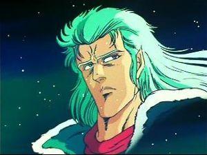 アニメのキャラクター名でしりとり レイ  北斗の拳