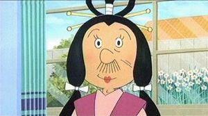 アニメのキャラクター名でしりとり 磯野波平  サザエさん