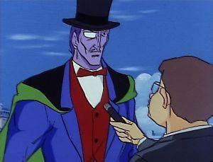 アニメのキャラクター名でしりとり ミスターX タイガーマスク