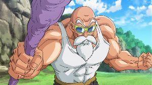 アニメのキャラクター名でしりとり 武天老師 ドラゴンボール