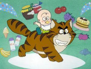 アニメのキャラクター名でしりとり ドラ ひみつのアッコちゃん