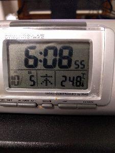 独り言・・・(^.^)   気温もっ…   朝夕… 気温もだいぶん下がってきてっ…