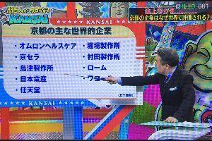 6594 - 日本電産(株) 関西テレビ・6/20(火) 20:10〜15 放送  池上さんの、番組で「 世界で、好評価されている
