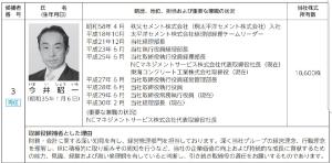 5269 - 日本コンクリート工業(株) へぇ~ こいつがIR担当者ですか 今井 今井 今井 今井