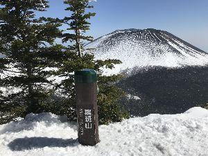 栃木百名山 お久しぶりです。  春蘭、黙々と百名山を登ってます。 今日は、81座目 浅間山(黒斑山)を登りました