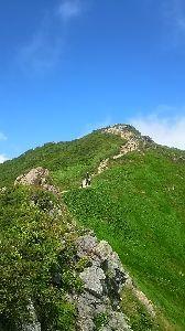 ▲武甲山ファンふたたび▲ 【2018.07.27 谷川岳 山行報告】  27-28で曇取山テン泊山行の予定でしたが、28が台風