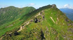 ▲武甲山ファンふたたび▲ 【9/9(土) 谷川岳 山行報告】  何故か、2週連続のロープウェー乗車山行になりました(笑)。