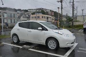 息抜きしませんか? 借りた電気自動車もいよいよ明日まで!  とても経済的!   例えば:東京ー静岡(ゴロウさんの場所まで