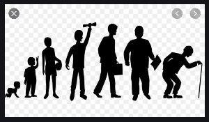 8698 - マネックスグループ(株) 月足チャートを見てみよう。  株価の成長は人間の成長と同じ、おぎゃ~と生まれヨチヨチ歩きから小・中・