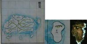 独島、対馬は韓国の領土 その安龍福事件と朴ソクチャンの于山島報告をきっかけに、次のような鬱陵島、于山島の地図が製作されて文献