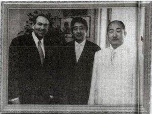 マイナンバーの情報は絶対に漏えいする そういえば、安倍首相は韓国人暴力団と写った写真がありました
