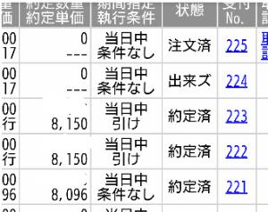 7832 - (株)バンダイナムコホールディングス 受付番号見てみ 🤣🤣🤣