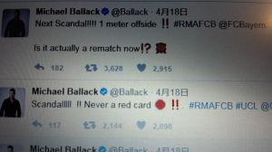 バラック!バラック!バラック! UEFAチャンピオンズリーグ(CL)準々決勝第2戦が現地時間18日に行われ、レアル・マドリードが本拠