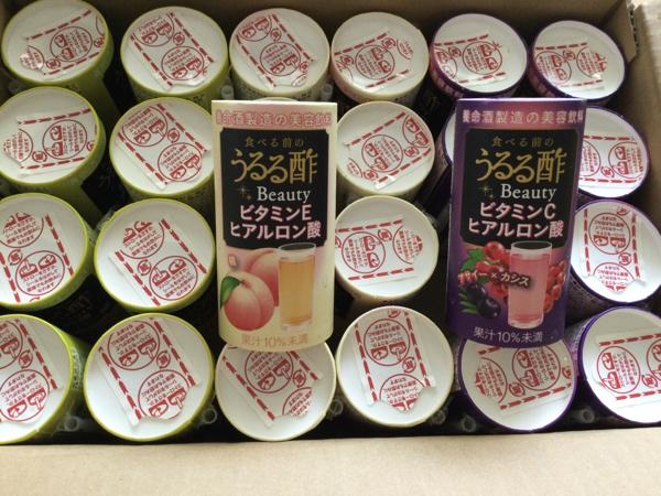 1780 - (株)ヤマウラ 「すずらんセット」がお気に入りでしたが今回「うるる酢」にしてみた。