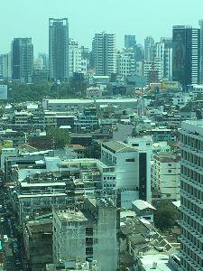 4565 - そーせいグループ(株) 目黒のタワーマンション最上階からはこういう風景が見えるのだよ おまえたちがゴミに見えるぜ♪٩(๑❛ᴗ